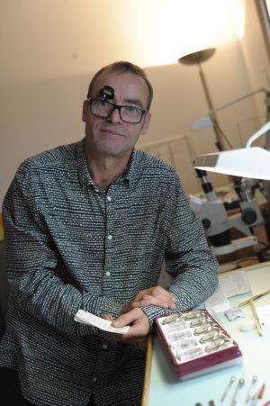 Bruno Laville Maître Horloger