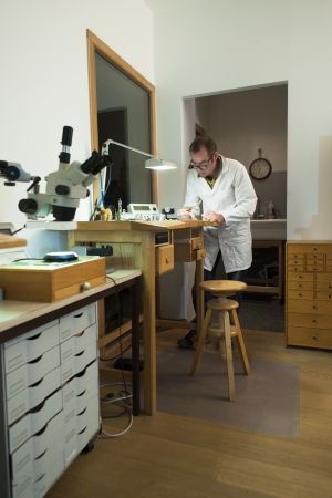 Atelier D\'horlogerie