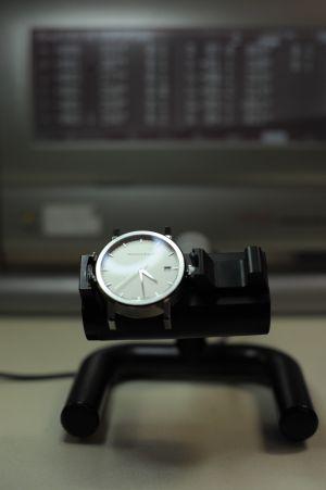 Mesure chronométrique